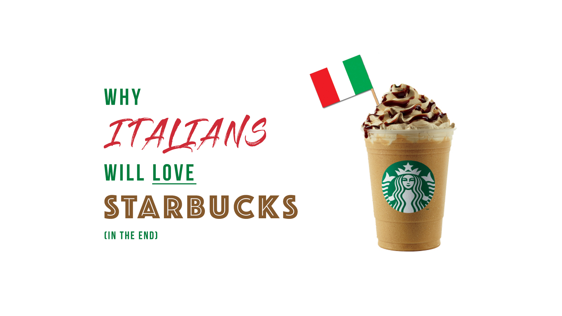 Why Italians will love Starbucks (in the end) – Dom Cutrupi Page